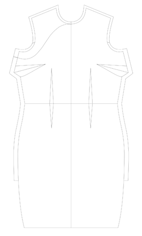 Custom Cheongsam Sewing Pattern
