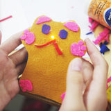 E-Textiles: Sew a Light-Up Felt Object Workshop