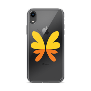 Provide 4 Butterfly iPhone Case