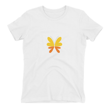 Load image into Gallery viewer, Provide 4 Butterfly Women's t-shirt