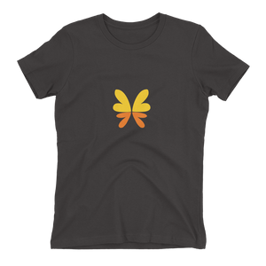 Provide 4 Butterfly Women's t-shirt