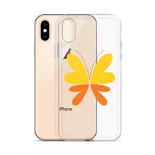 Load image into Gallery viewer, Provide 4 Butterfly iPhone Case
