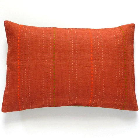 Ochre Dreaming cushion