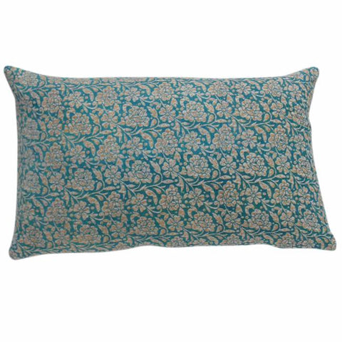Verdigris cushion