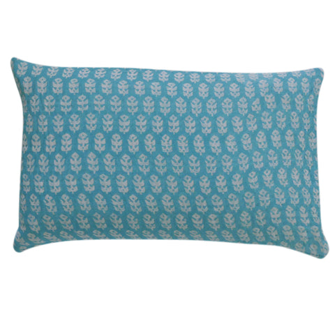 Cerulean cushion (2)
