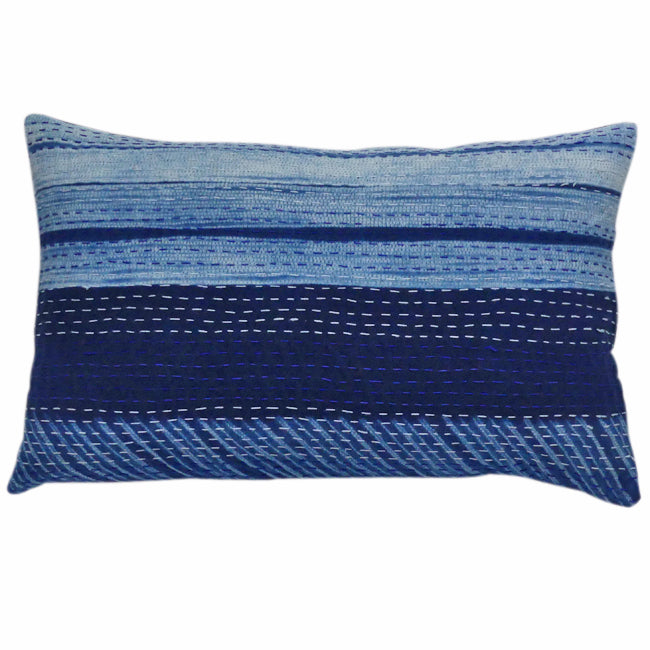 Mood Indigo cushion