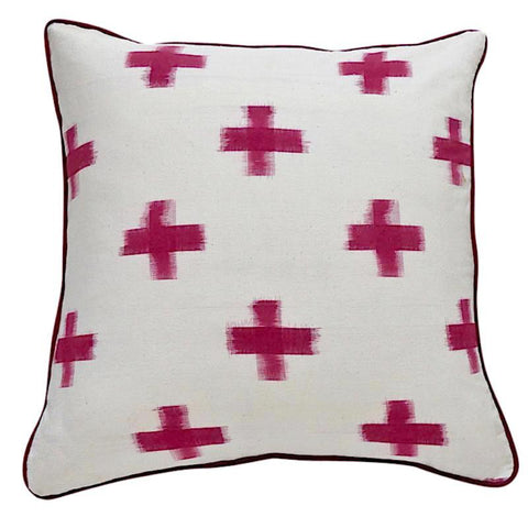 Red Cross cushion (1)