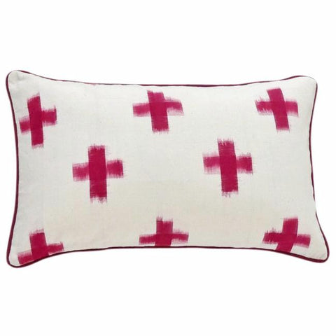 Red Cross cushion (2)