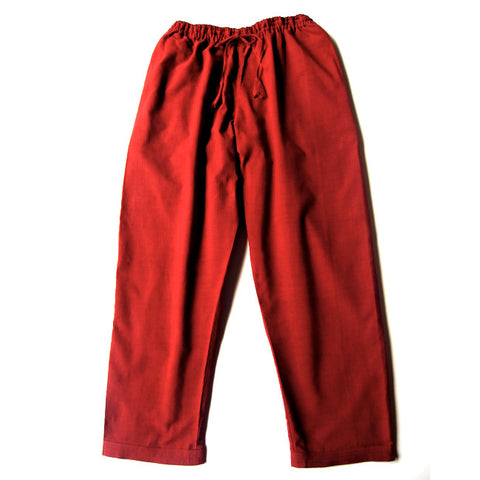 Rust Red Trousers