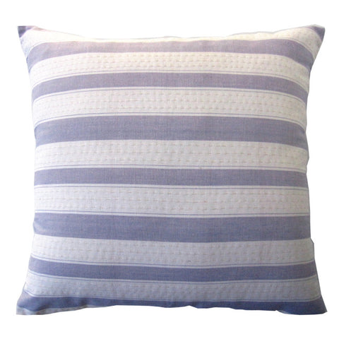 Lilac Stripe Cushion