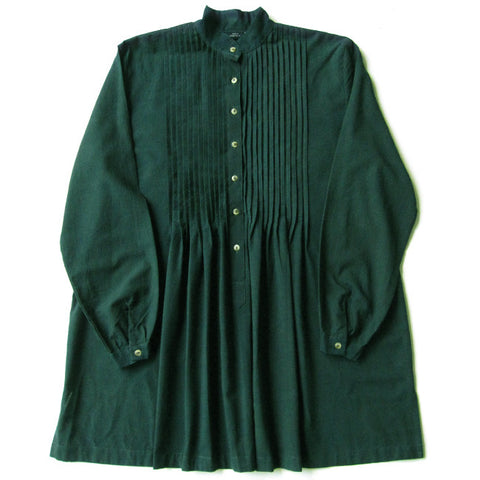 Forest Green Smock