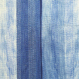 Moody Blues Shibori quilt