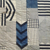 Untitled Indigo quilt