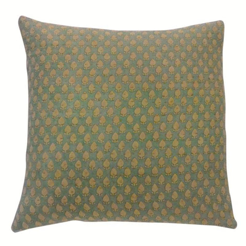 Lime Bitters cushion