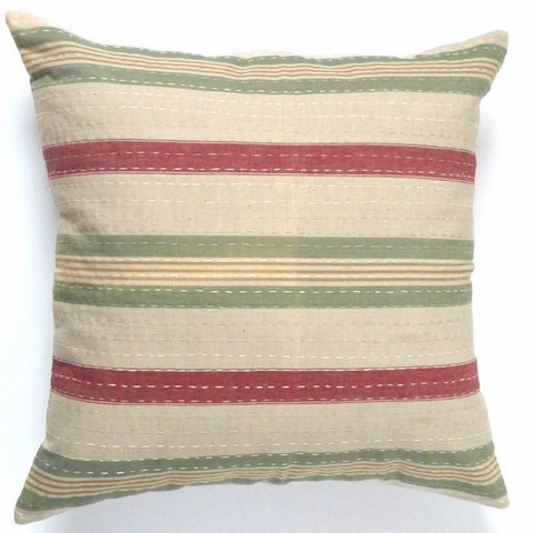 Sage and Ginger Cushion