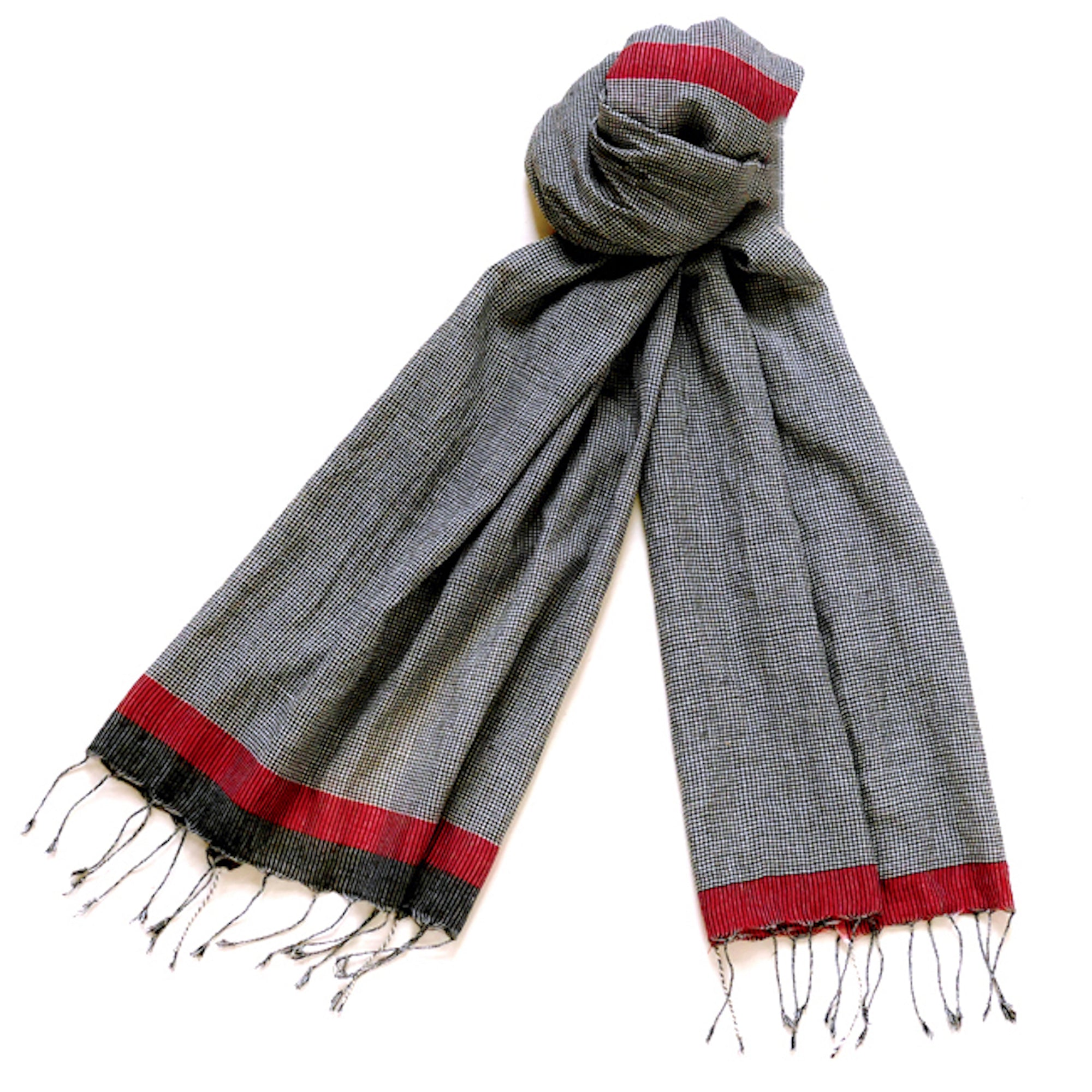 Licorice All Sort scarf