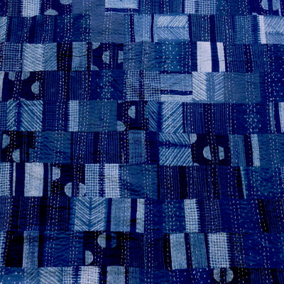 Patch of Blue quilt