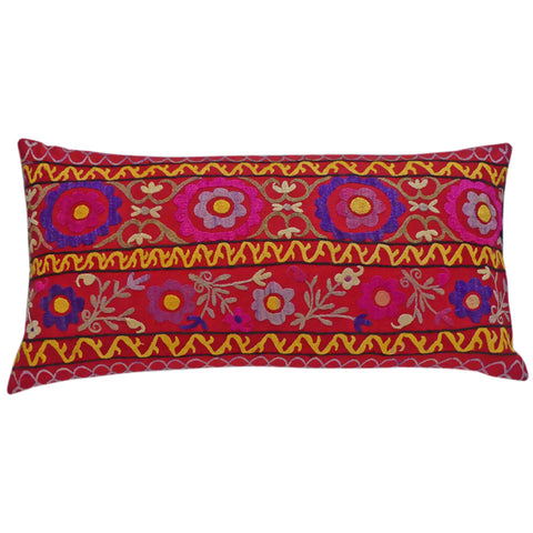 Suzani Sacrifice cushion