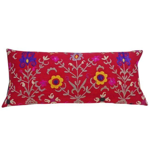 Suzani Splendour cushion