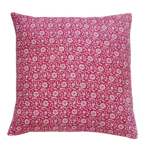 Rouge cushion