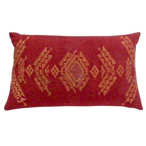 Timbuktu cushion