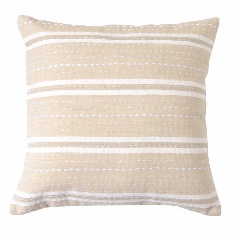 Sand Stripes Cushion (1)
