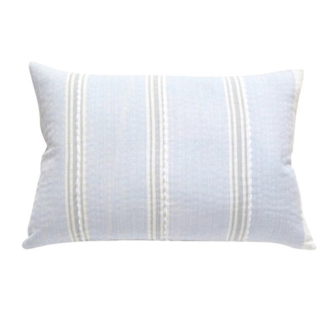 Lilac Stripe cushion (2)