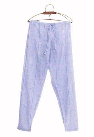 Blue pin-stripe trouser