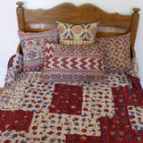 Insects Patchwork Quilt