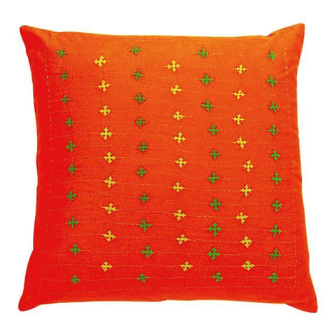 Mandarin cushion