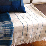 Driftwood throw