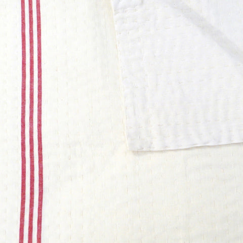 Nautical Stripe Red