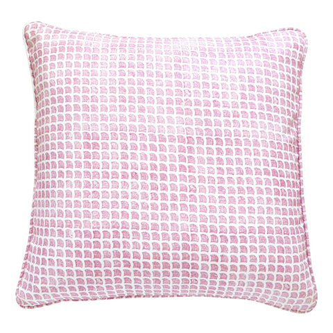 Raspberry Fool cushion