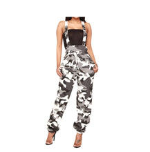 Load image into Gallery viewer, Camo Casual Pants