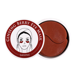[Made in Korea] Shangpree Ginseng Berry Eye Mask (60pcs/pack)