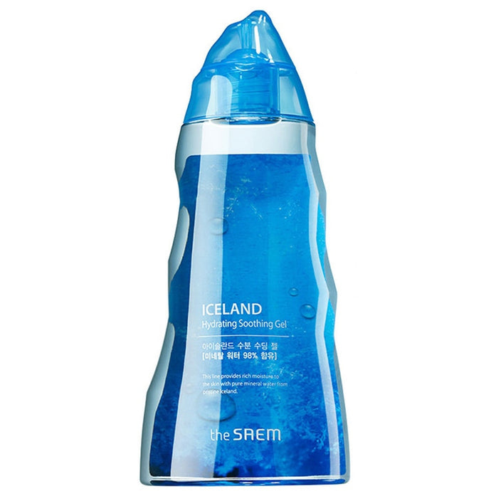 [Made in Korea] SAEM Iceland Hydrating Soothing Gel 300mL
