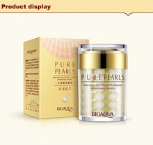 Load image into Gallery viewer, BIOAQUA Anti-aging and Whitening Pearl Cream