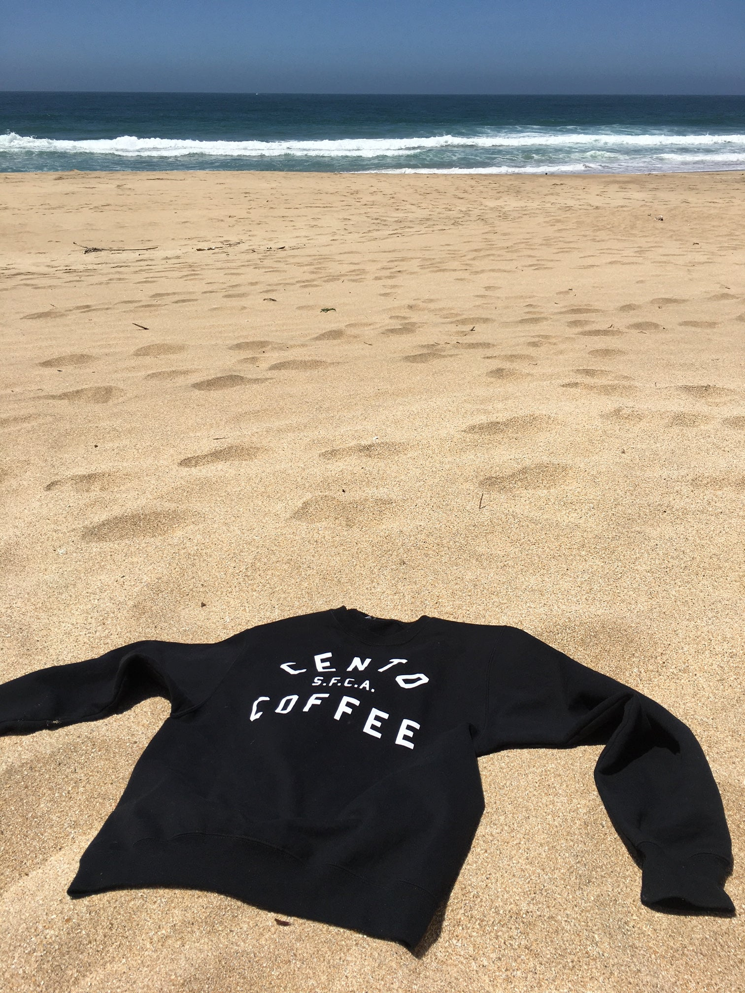 Cento Coffee Sweatshirt