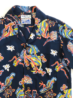 50s HAWAIIAN SHIRT