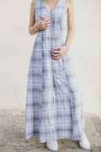 Load image into Gallery viewer, Checkered Dress