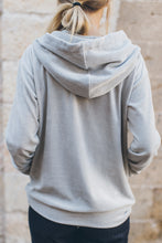 Load image into Gallery viewer, Gray Hoody