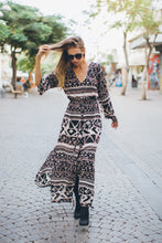 Load image into Gallery viewer, Boho Chic Style Dress