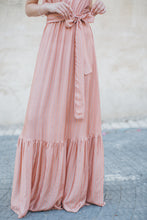 Load image into Gallery viewer, Long Dress with Stripes