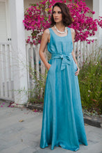 Load image into Gallery viewer, Turquoise Dress