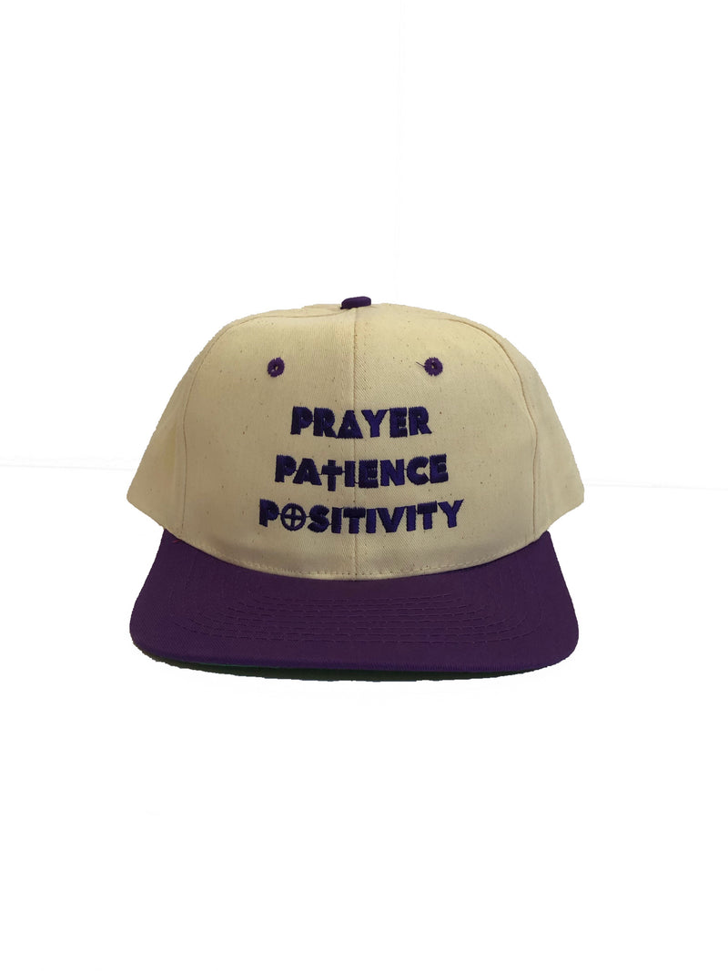 """The Principles"" Royalty Snapback - 3 P's Clothing"