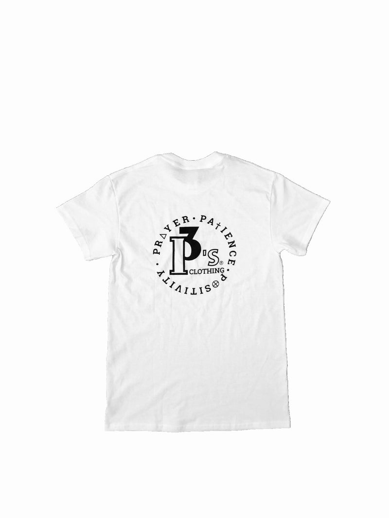 """3 P's"" T-Shirt - 3 P's Clothing"