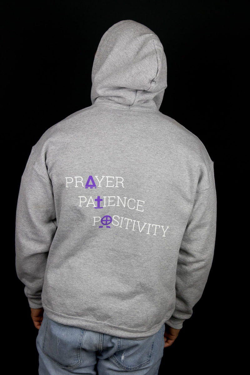 """Tower of Principles"" Hoodie - 3 P's Clothing"