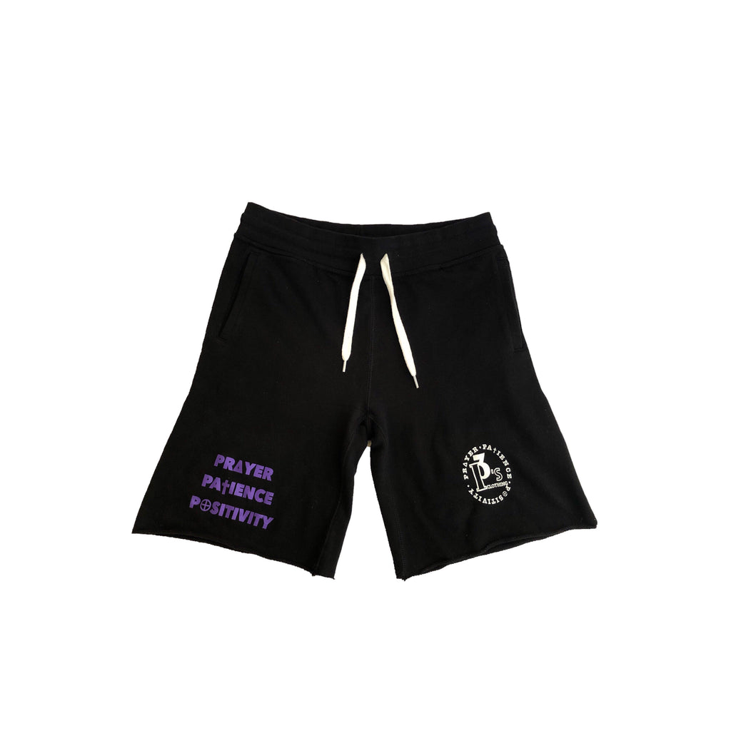 """3 P's"" Sweat Shorts - 3 P's Clothing"