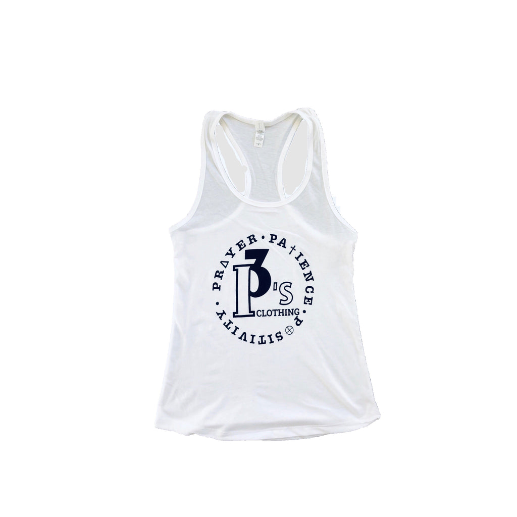 """Circle of Principles"" Ladies Tank Top - 3 P's Clothing"