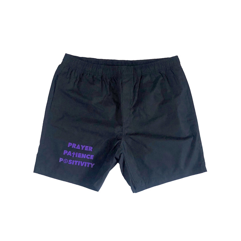 3 P's CLOTHING Beach Shorts - 3 P's Clothing